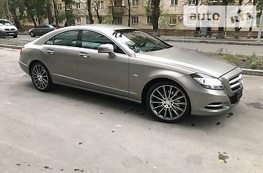 Mercedes-Benz CLS 350 Designo 2012