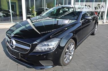 Mercedes-Benz CLS 350 CDI 4MATIC 2016