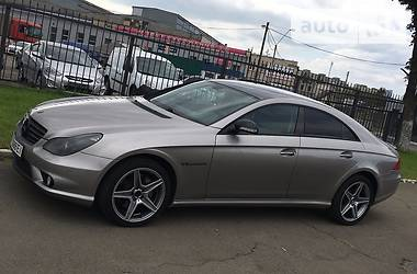 Mercedes-Benz CLS 350 AMG europe 2007