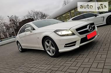 Mercedes-Benz CLS 350 4MATIC AMG 2012