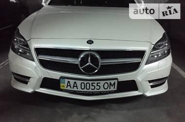 Mercedes-Benz CLS 350 4MATIC 2012