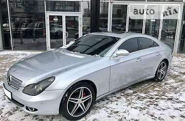 Mercedes-Benz CLS 350  2005