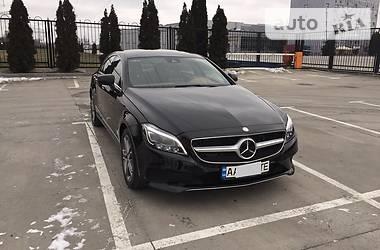 Mercedes-Benz CLS 400 4-MATIC 2015