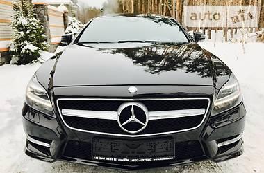 Mercedes-Benz CLS 550 AMG 2013