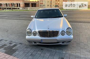 Mercedes-Benz E 270 Avangarde 2001