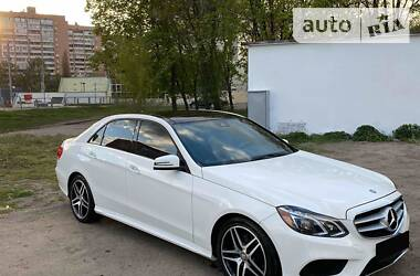 Mercedes-Benz E 350 4matic 2014