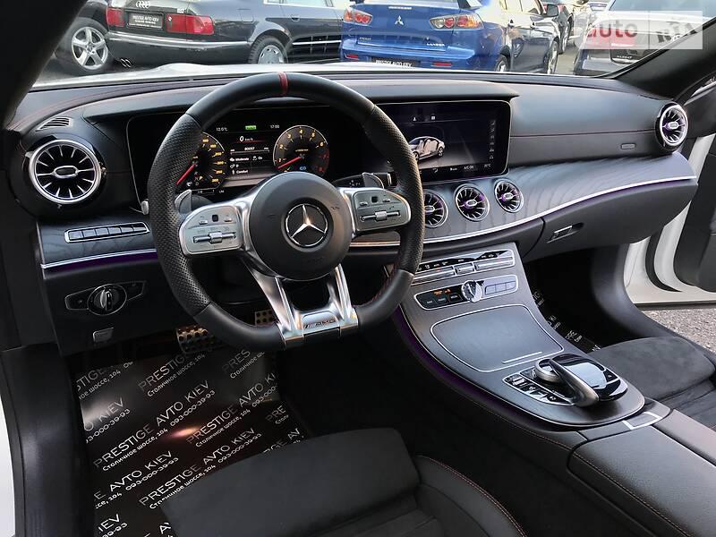 Mercedes-Benz E 53
