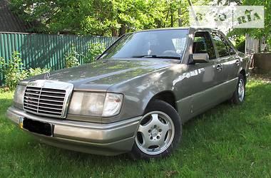 Mercedes-Benz E-Class 124 1992