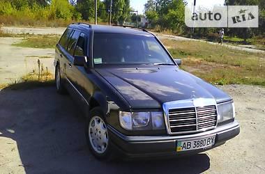 Mercedes-Benz E-Class s124 ET300 1993