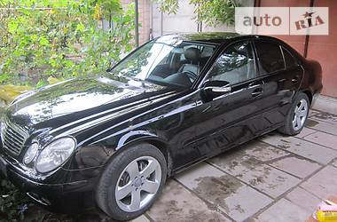 Mercedes-Benz E-Class E 200 CDI 2005