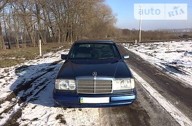 Mercedes-Benz E-Class w124 1993