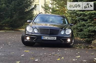 Mercedes-Benz E-Class AMG Look/Kleemann 2004