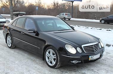Mercedes-Benz E-Class E350 2007