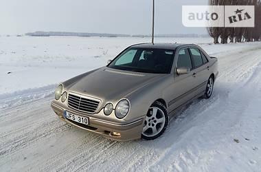 Mercedes-Benz E-Class 270 CDI AVANTGARDE 1999