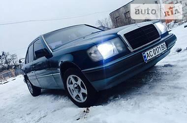 Mercedes-Benz E-Class E300 Diesel 1990