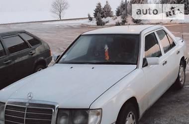 Mercedes-Benz E-Class W 124 1990