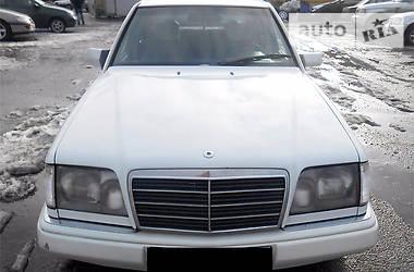 Mercedes-Benz E-Class 3.0 TDI 1993