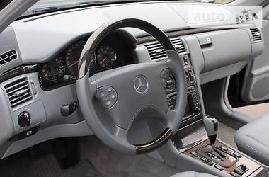 Mercedes-Benz E-Class AVANTGARDE 2002