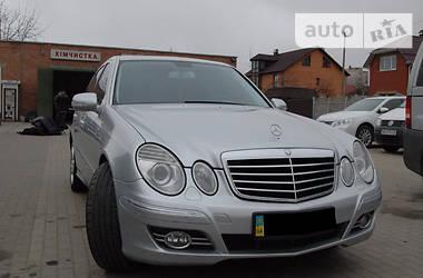 Mercedes-Benz E-Class 220 CDI Exclusive  2008