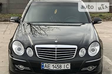 Mercedes-Benz E-Class Avantgarde CDI 2007