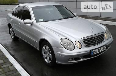 Mercedes-Benz E-Class 2.2CDI 2005