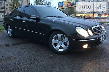 Mercedes-Benz E-Class W211 AVANGARD 2003