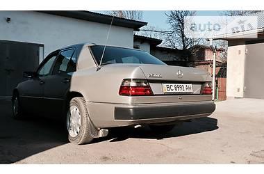 Mercedes-Benz E-Class IDEAL 1991