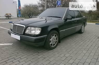 Mercedes-Benz E-Class sport line 1992