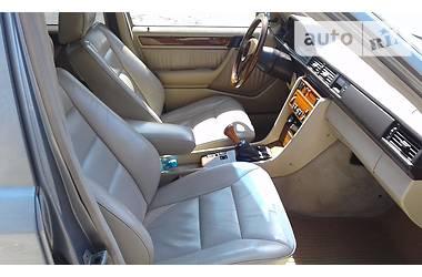 Mercedes-Benz E-Class 300е-24 1991