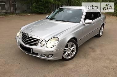 Mercedes-Benz E-Class 350 4matic  2007