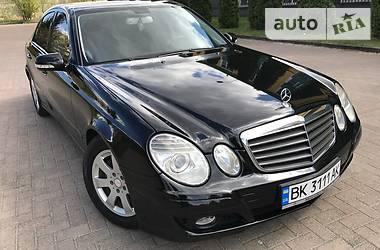 Mercedes-Benz E-Class 2.2 CDI RESTYLING 2007