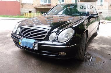 Mercedes-Benz E-Class 320 2004
