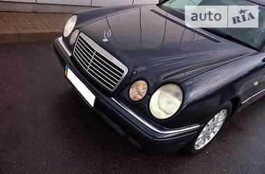 Mercedes-Benz E-Class Elegance 1998