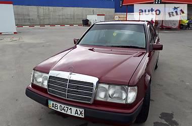 Mercedes-Benz E-Class 200D 1989
