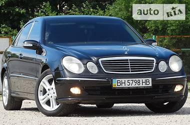 Mercedes-Benz E-Class Avangard  2007