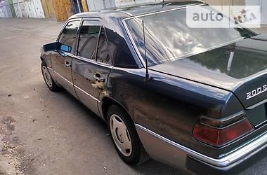 Mercedes-Benz E-Class 124-газ 1990