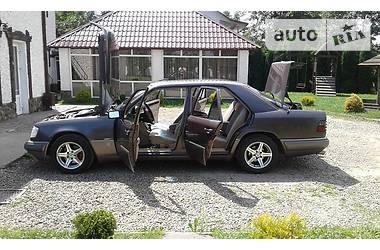 Mercedes-Benz E-Class W124 diesel 300E 1993