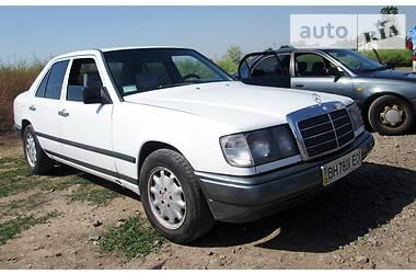Mercedes-Benz E-Class DIESEL 1988