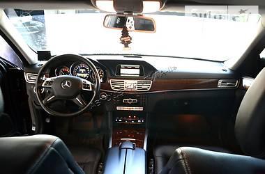 Mercedes-Benz E-Class TSI TURBO 7G-TRONIC 2014
