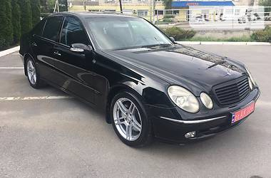Mercedes-Benz E-Class AMG_GAZ.5.0(IDEAL) 2004