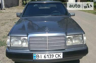Mercedes-Benz E-Class 124 1991