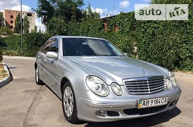 Mercedes-Benz E-Class E-320 GAZ 2003