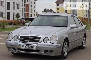 Mercedes-Benz E-Class E 320 CDI ELEGANCE 2001