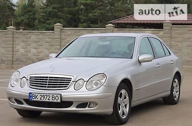 Mercedes-Benz E-Class 3.2 CDI ELEGANCE 2005