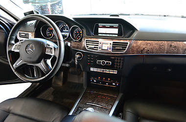 Mercedes-Benz E-Class TURBO 7G-TRONIC 2014