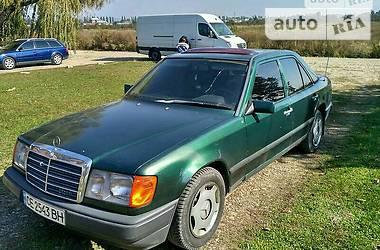 Mercedes-Benz E-Class w124 250d 1985