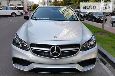 Mercedes-Benz E-Class AGM 63 2015