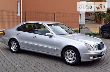 Mercedes-Benz E-Class  Е200 2002