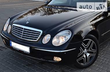 Mercedes-Benz E-Class CDI 2006