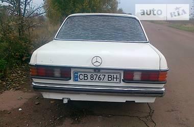 Mercedes-Benz E-Class w-123 1979